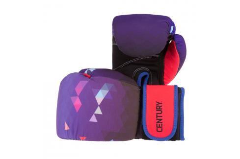 Strive Century omyvatelné rukavice Geocolor fialová 10 Boxerské rukavice