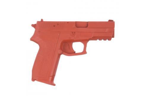 ASP SIG P2022 cvičná gumová pistole červená Gumové pistole
