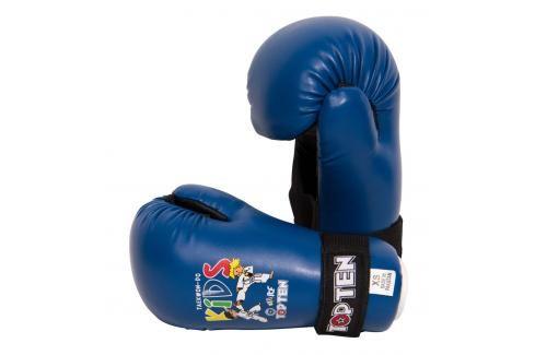 Top Ten Kids Generation chrániče rukou ITF Taekwon-Do modrá XS Boxerské rukavice