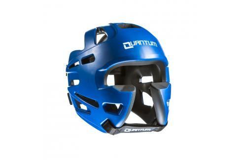 Quantum přilba Xtreme Protection - modrá modrá S Boxerské helmy