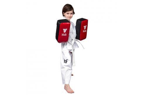 Fighter KIDS dětská lapa - pár červená Lapy