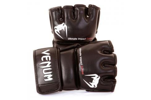 MMA rukavice Venum Impact černá M Boxerské rukavice