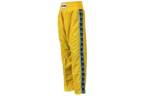 Kalhoty Top Ten Winner - žlutá žlutá 190 Pánské kalhoty