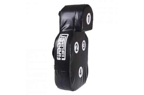 Fighter Body Shield velký blok černá Lapy
