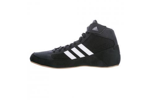 Dětská zápasnická obuv adidas HVC - černá/hnědá černá 1 Pánská obuv