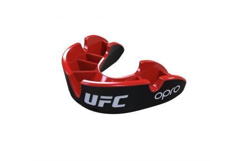 Chrániče zubů - OPRO UFC - Silver level JUNIOR černá Boxerské chrániče