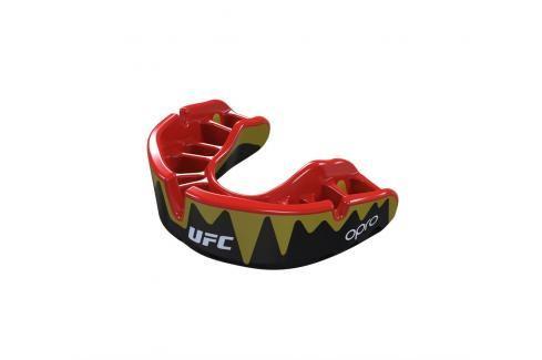 Chrániče zubů - OPRO UFC - Platinum level - Fangz černá Boxerské chrániče