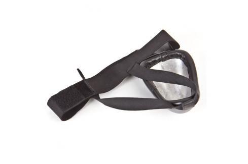 Kovový suspenzor Fighter - šedá/černá šedá S Boxerské chrániče