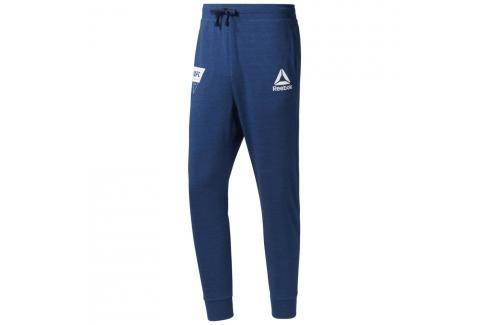 Reebok Jogger tepláky UFC tmavě modrá M Pánské kalhoty