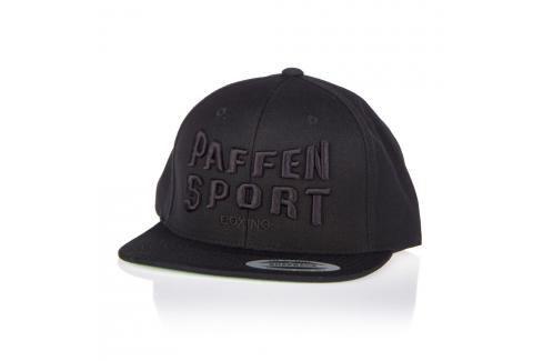 Paffen Sport kšiltovka Logo Basic černá Kšiltovky