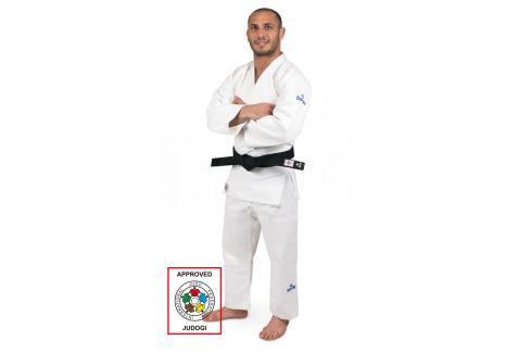 Judo kimono Daedo Slim Fit - bílá bílá 160 Kimona