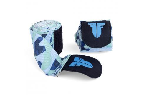 Bandáže Fighter - modrý maskáč modrý maskáč 2,5 Boxerské bandáže