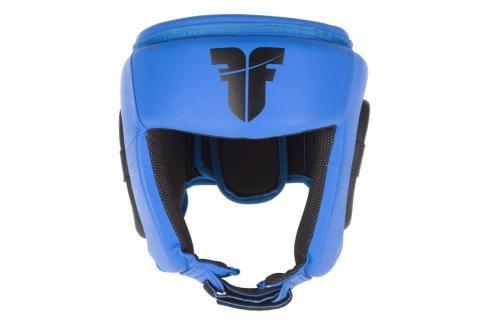 Přilba Fighter SIAM Competition - modrá modrá M/L Boxerské helmy