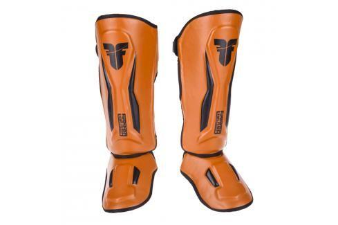 Chrániče holení Fighter Thai Ergo - oranžová oranžová XS Boxerské chrániče