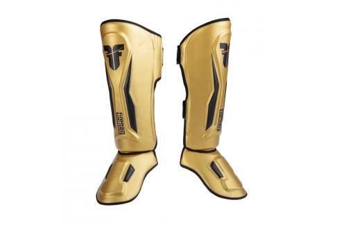 Chrániče holení Fighter Thai Ergo - zlatá zlatá XS Boxerské chrániče