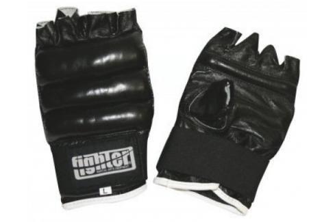 rukavice grappling - FIGHTER - 1414 černá L Boxerské rukavice