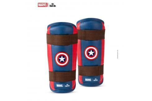 Chránič holení Daedo Captain America modrá XS Boxerské chrániče