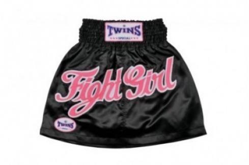 Thai sukně Twins - černá černá L Pánské šortky