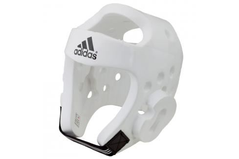 Přilba adidas TKD - bílá bílá XS Boxerské helmy