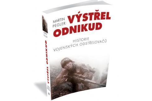 Výstřel odnikud - historie vojenských odstřelovačů dle vyobrazení Knihy