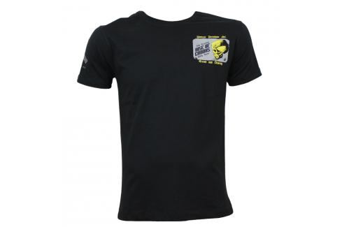 Triko Neighborhoodkingz Yakuza Premium - černá černá L Pánská trička