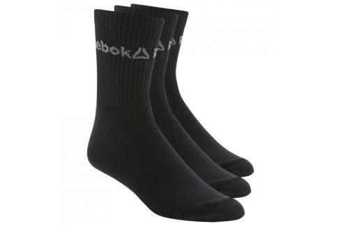 Reebok ponožky - černá černá 35-38 Pánská obuv