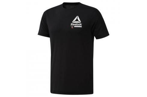 Reebok triko Speedwick Move - černá černá S Pánská trička
