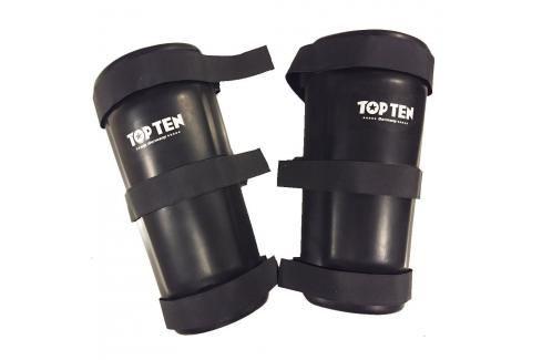 Chrániče holení TOP TEN Bayflex černá Boxerské chrániče
