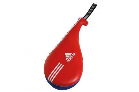 Lapa adidas Double L - červená červená L Lapy
