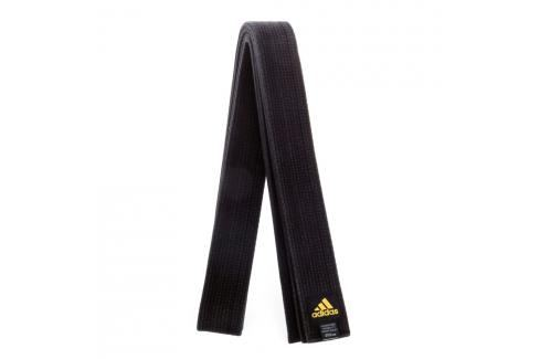 Pásek adidas Master Deluxe 5cm - černá černá 260 Pásky ke kimonu