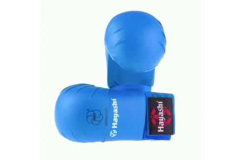 Hayashi karate tsuki WKF - modrá modrá M Boxerské rukavice