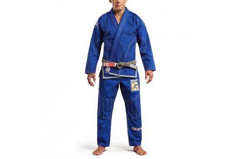 Grips Armadura 2.0 BJJ kimono Camo - modrá modrá A1 Kimona