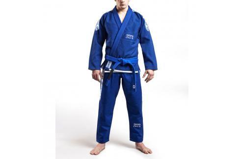 Grips Classic Logo BJJ kimono - modrá/bílá modrá A1 Kimona