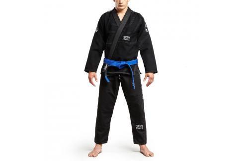 Grips Classic Logo BJJ kimono - černá černá A1 Kimona