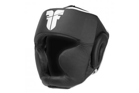 Přilba Fighter Sparring - černá černá S/M Boxerské helmy
