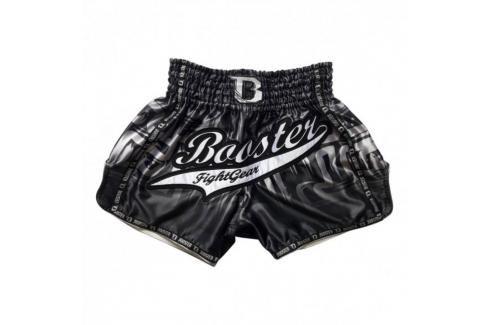 Thai trenky Booster Labyrint - černá černá S Pánské šortky