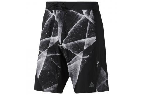 Reebok OS Epic šortky - černá/bílá černá S Pánské šortky