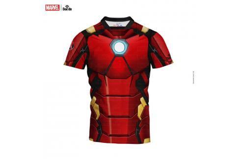Triko Daedo Iron Man dle vyobrazení 160 Pánská trička