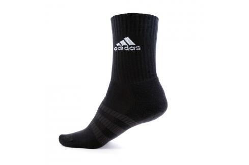 Ponožky adidas - černá černá S Pánská obuv