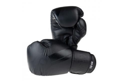 Boxerské rukavice Booster Dark Side - černá černá 10 Boxerské rukavice