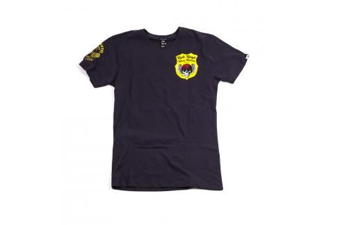Triko Rude & Rough Yakuza Premium - tmavě šedá tmavě šedá S Pánská trička
