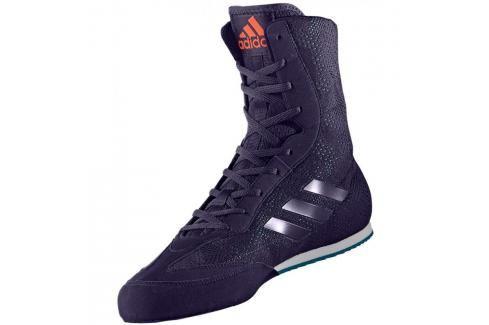 Box Boty adidas Bog Hog Plus dětská - modrá modrá 4,5 Pánská obuv