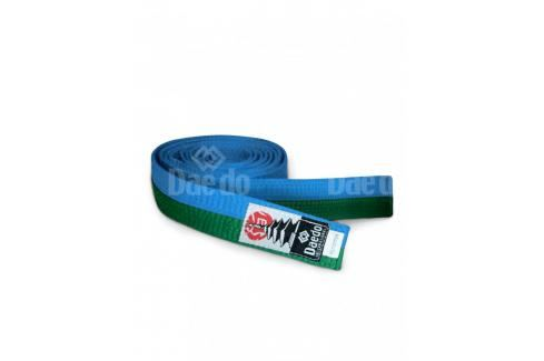 Pásek Daedo - zelená/modrá zelená 285 Pásky ke kimonu