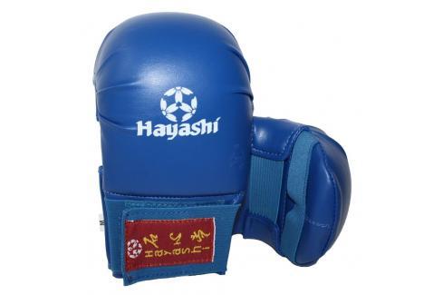 Trénikové chrániče rukou karate - Tsuki - modrá modrá S Boxerské rukavice
