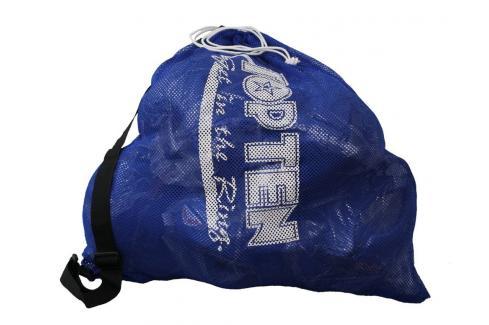 Síťová taška Top Ten mesh - modrá modrá Batohy