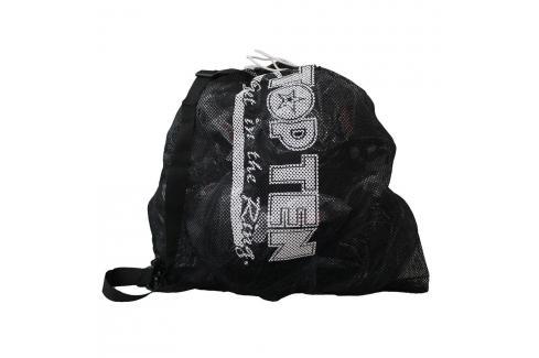 Síťová taška Top Ten mesh - černá černá Batohy