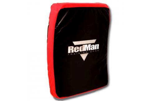RedMan cvičný štít červená Lapy