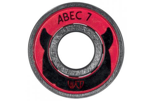 Ložiska Powerslide WCD ABEC 7 Freespin sada 16 ks Ložiska