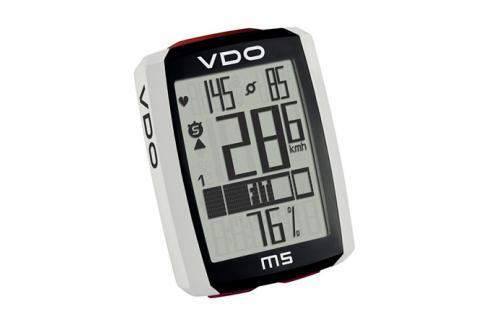Cyclocomputer VDO M5 WL bezdrátový Cyklistické příslušenství
