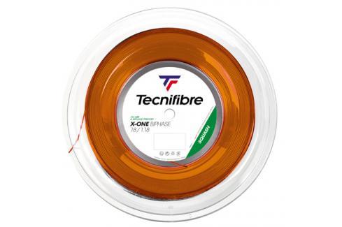 Squashový výplet Tecnifibre String X-One Orange 1,18 mm - role 200 m squash